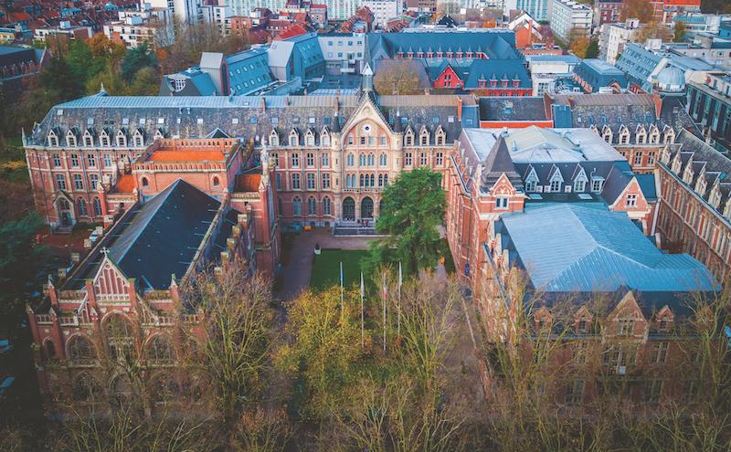 Eaton supporta l'Università di Lille per un futuro a zero emissioni di carbonio