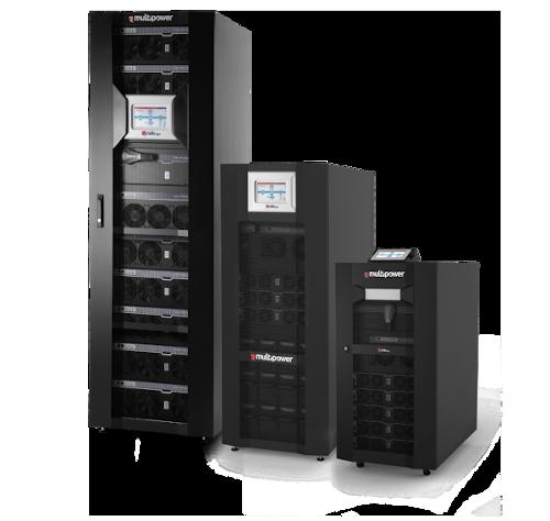 Nuovo Multi Power Combo Cabinet 75kW di Riello UPS