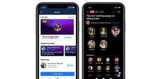 Nessun Hotline, il Clubhouse di Facebook è Live Audio Rooms