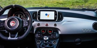 C'è una Fiat 500 speciale marchiata Google