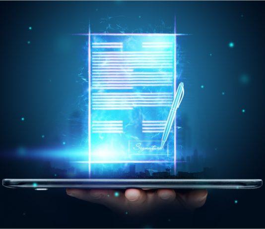 Aumentare l'efficienza operativa con la firma smart da remoto