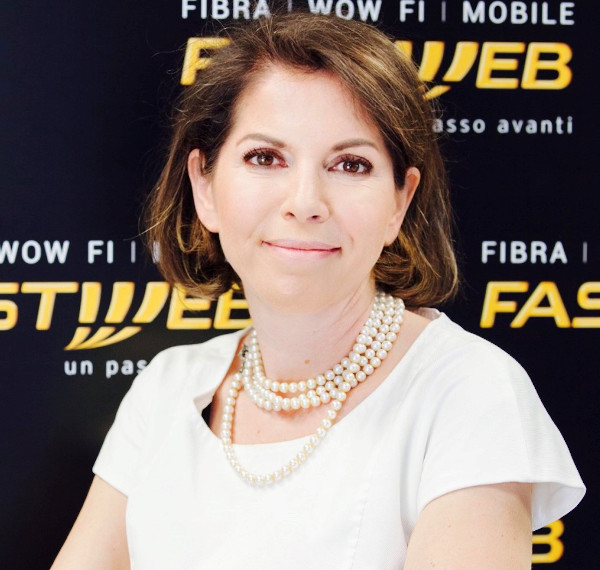 Fastweb: Lisa Di Feliciantonio nominata External Relations & Sustainability Officer