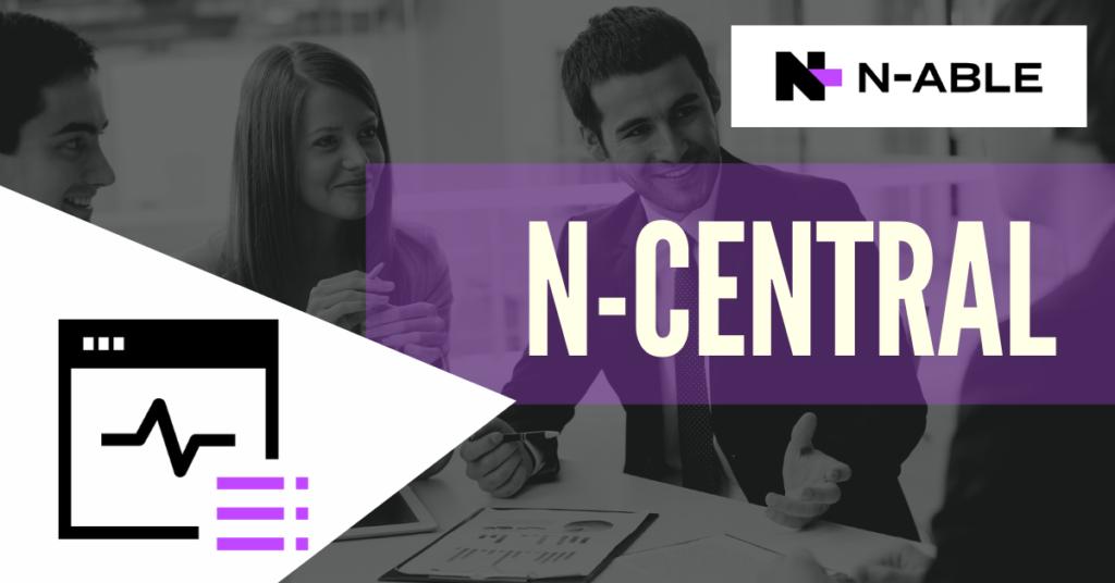 N-able annuncia l'integrazione di N-able N-central con Microsoft Intune