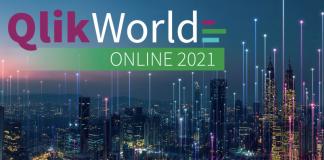 QlikWorld Online 2021: la conferenza virtuale che insegna alla community di Qlik ad attivare i dati