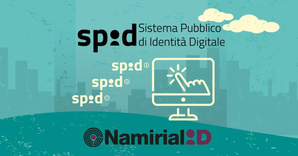Namirial lancia SPID Professionale