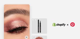 Pinterest e Shopify espandono la partnership