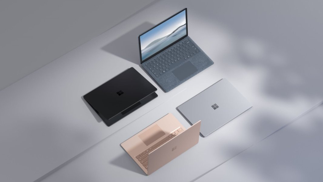 Microsoft annuncia il Surface Laptop 4