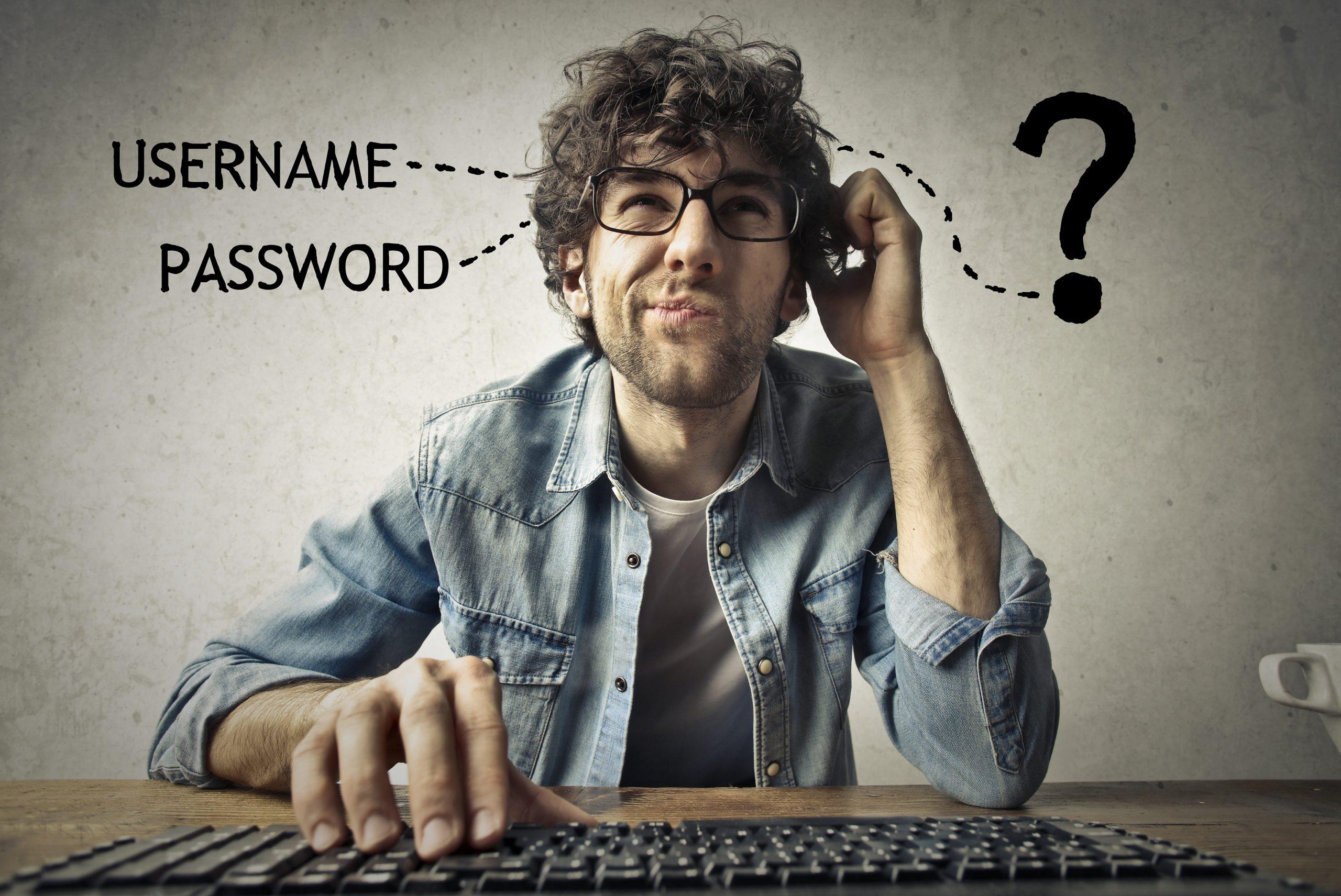 La password e il fattore umano