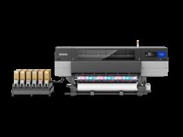 Epson amplia la gamma di stampanti a sublimazione da 76 pollici con SureColor SC-F10000H