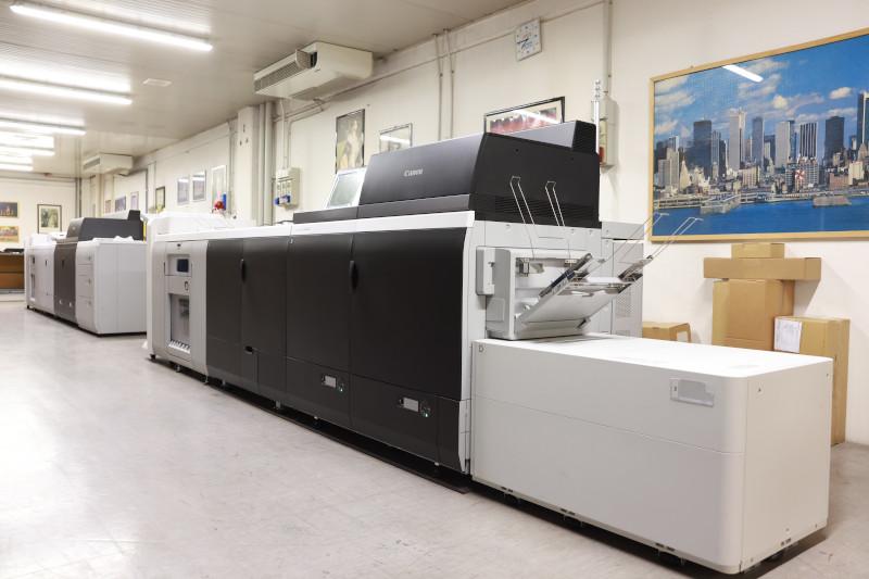 Tipopennati sceglie Canon per differenziarsi sul mercato con un'ampia offerta di servizi di stampa