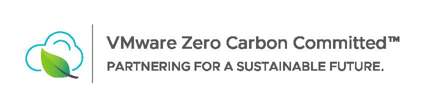 VMware annuncia l'iniziativa Zero Carbon Committed