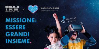 La fondazione dell'ospedale dei bambini Buzzi di Milano e IBM, insieme per i più piccoli