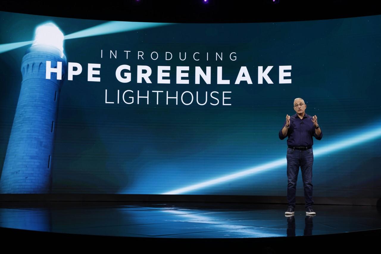 HPE rafforza la sua piattaforma di supercalcolo e insiste sul progetto Greenlake di Hpc a consumo