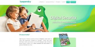Kaspersky coinvolge le scuole italiane in un nuovo progetto di formazione digitale