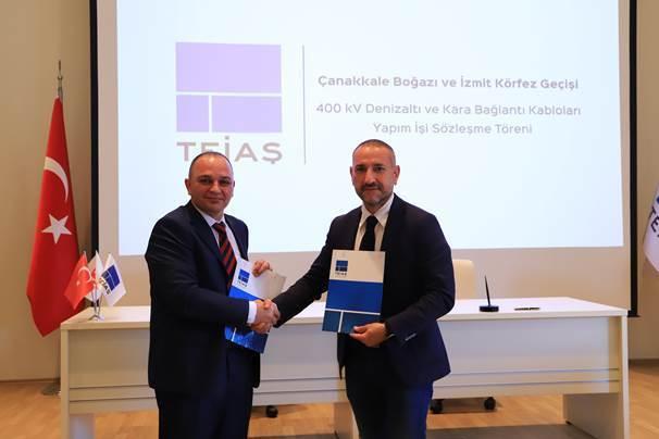 Prysmian Group, siglato il contratto con TEİAŞ