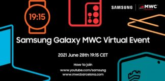 Samsung, un evento il 28 giugno dedicato agli smartwatch