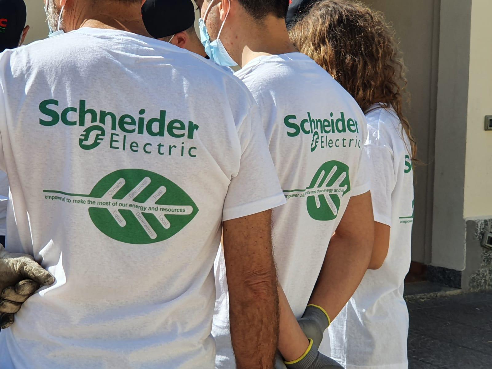 Schneider Electric Italia lancia tre impegni di sostenibilità per il nostro Paese