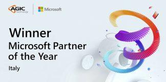 Agic Technology è il Microsoft Partner of the Year 2021 per l'Italia
