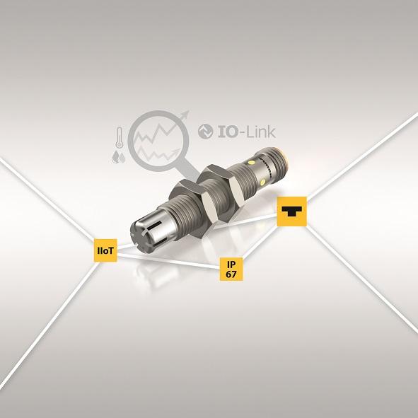 Un unico sensore per il monitoraggio della temperatura e umidità dell'aria