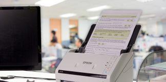 Epson presenta una serie di scanner per migliorare la sicurezza dei documenti e ridurre i costi