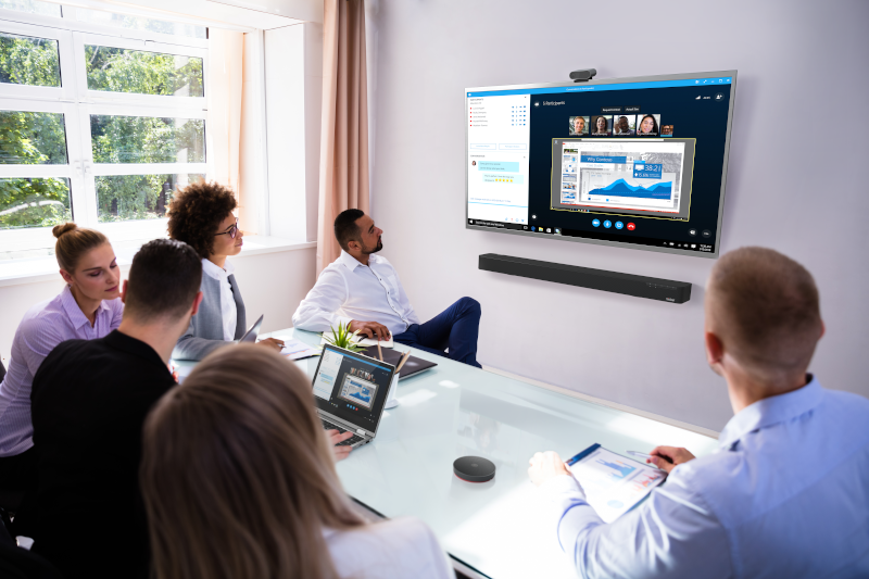 Lenovo presenta una versione potenziata di Conference Room Manager