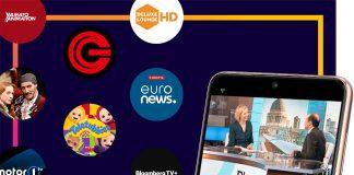 Samsung ha lanciato il suo servizio di streaming TV Plus anche sul web