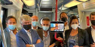 Treno Sicuro: la tecnologia Cisco e Axians al servizio dei treni EAV in Campania