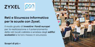 Zyxel per una scuola a prova di cyber attacchi