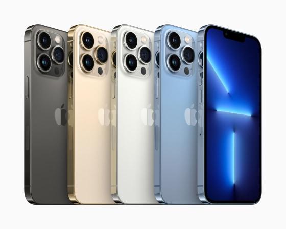 Apple ammette che l'iPhone 13 non va in automatico a 120 Hz