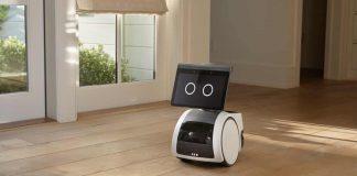 Amazon lancia il primo robot domestico con Alexa