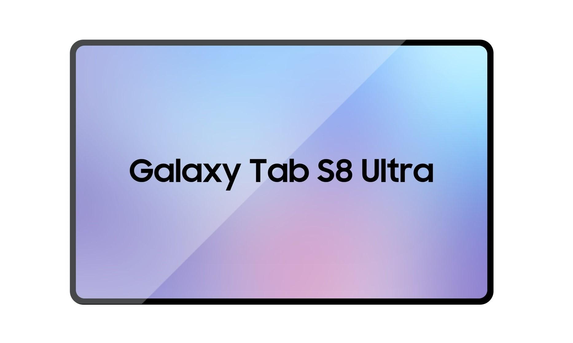 Samsung Galaxy Tab S8 Ultra debutta con la tecnologia BRS