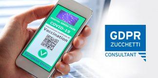 Come si coniuga il Green Pass con il GDPR?