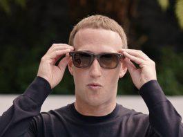 Occhiali connessi di Facebook, i dubbi del garante irlandese
