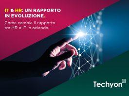 IT & HR: un rapporto che cambia nel tempo. Techyon ne indaga l'evoluzione