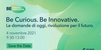 Be Curious. Be Innovative. Il 4 novembre l'evento SAS dedicato all'innovazione